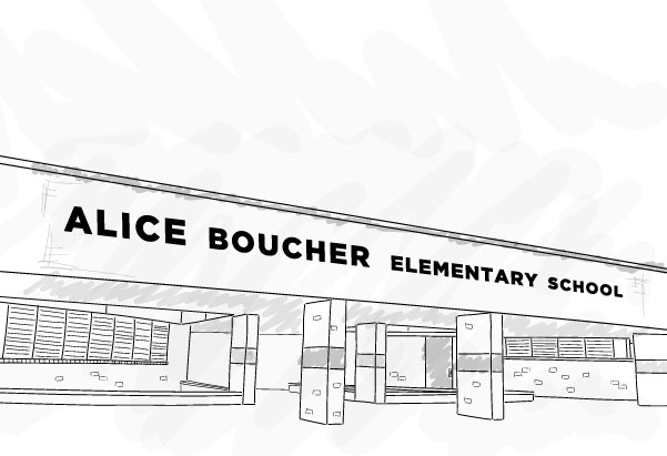 Alice N. Boucher Elementary School