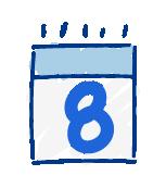 8 Days of Prep Work