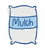 19 Pallets of Mulch