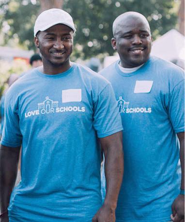 J.W. Faulk Elementary School - Love Our Schools